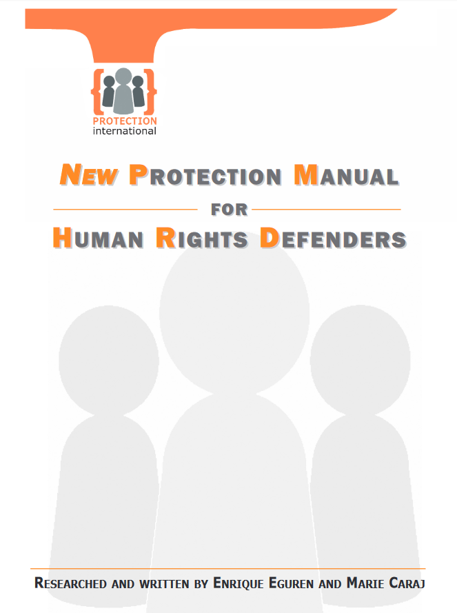 New Protection Manual for HRDs